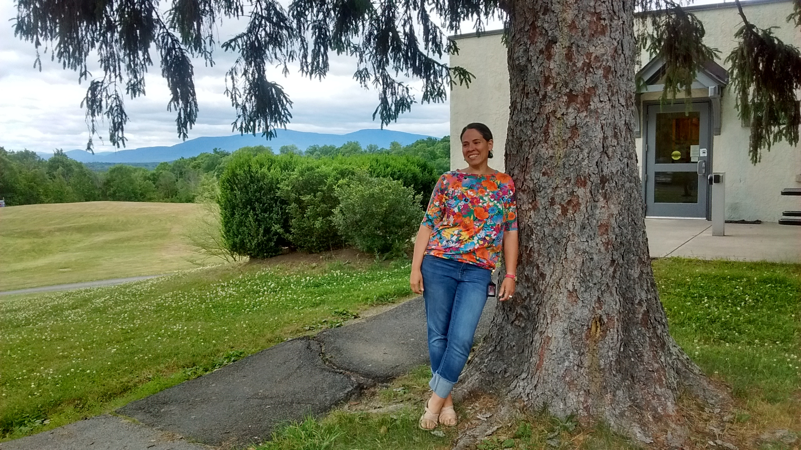 Annia Reyes, de Cuba, y por la buena salud, para el Valle del Hudson