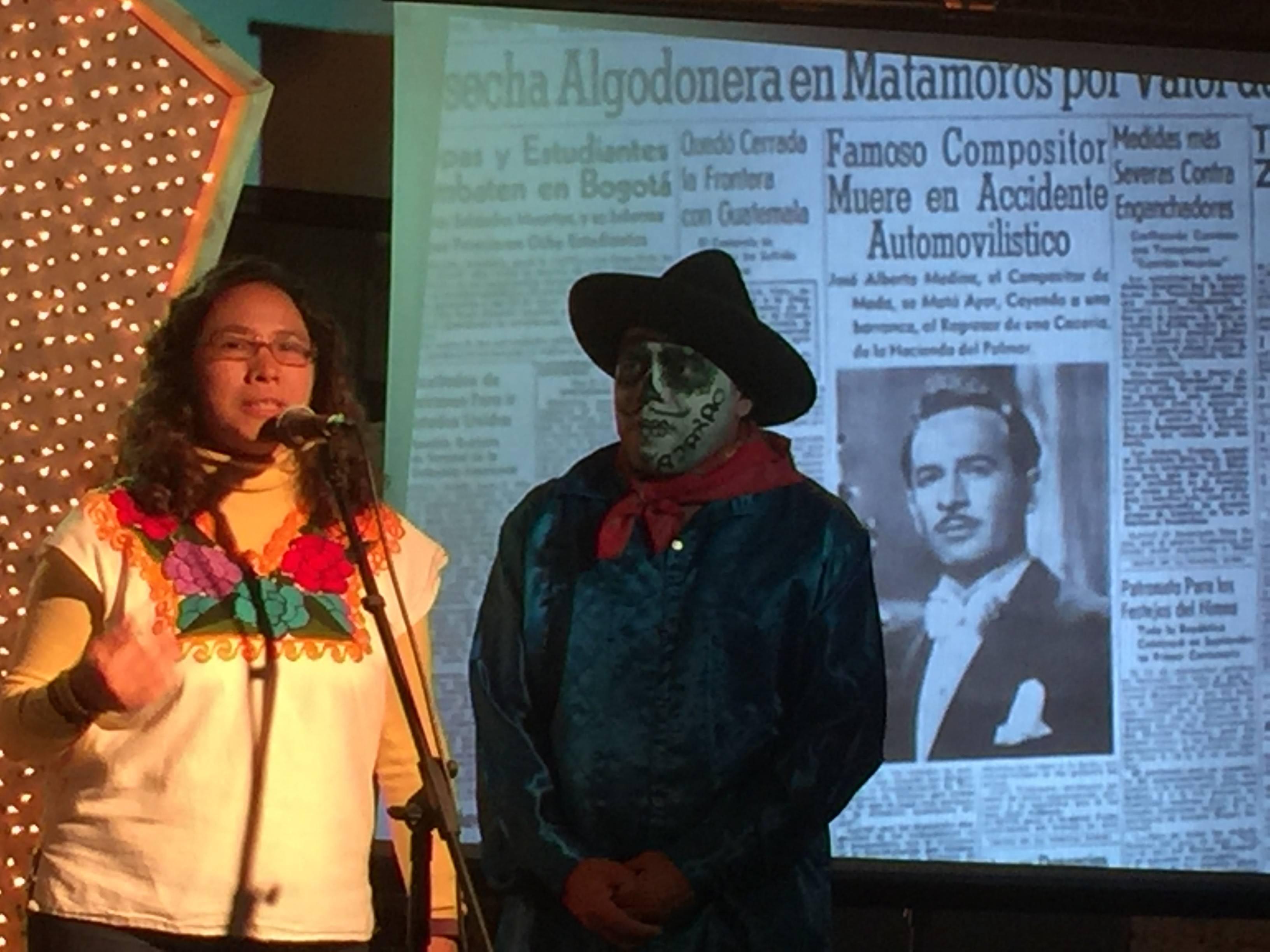 Fotos de Antonio Flores-Lobos y cortesía de R-voluciónRadio, Felipe Santos