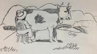 Ilustración realizada por el niño mexicanoGabriel E. MartínezAlcázar