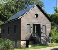 La futura casa de Radio Kingston, foto de Mariel Fiori