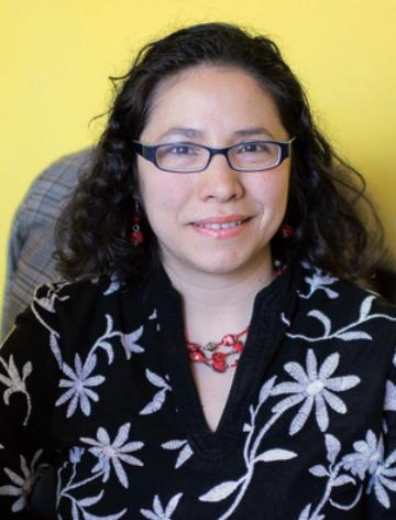 Mariel Fiori, Directora de la revista La Voz