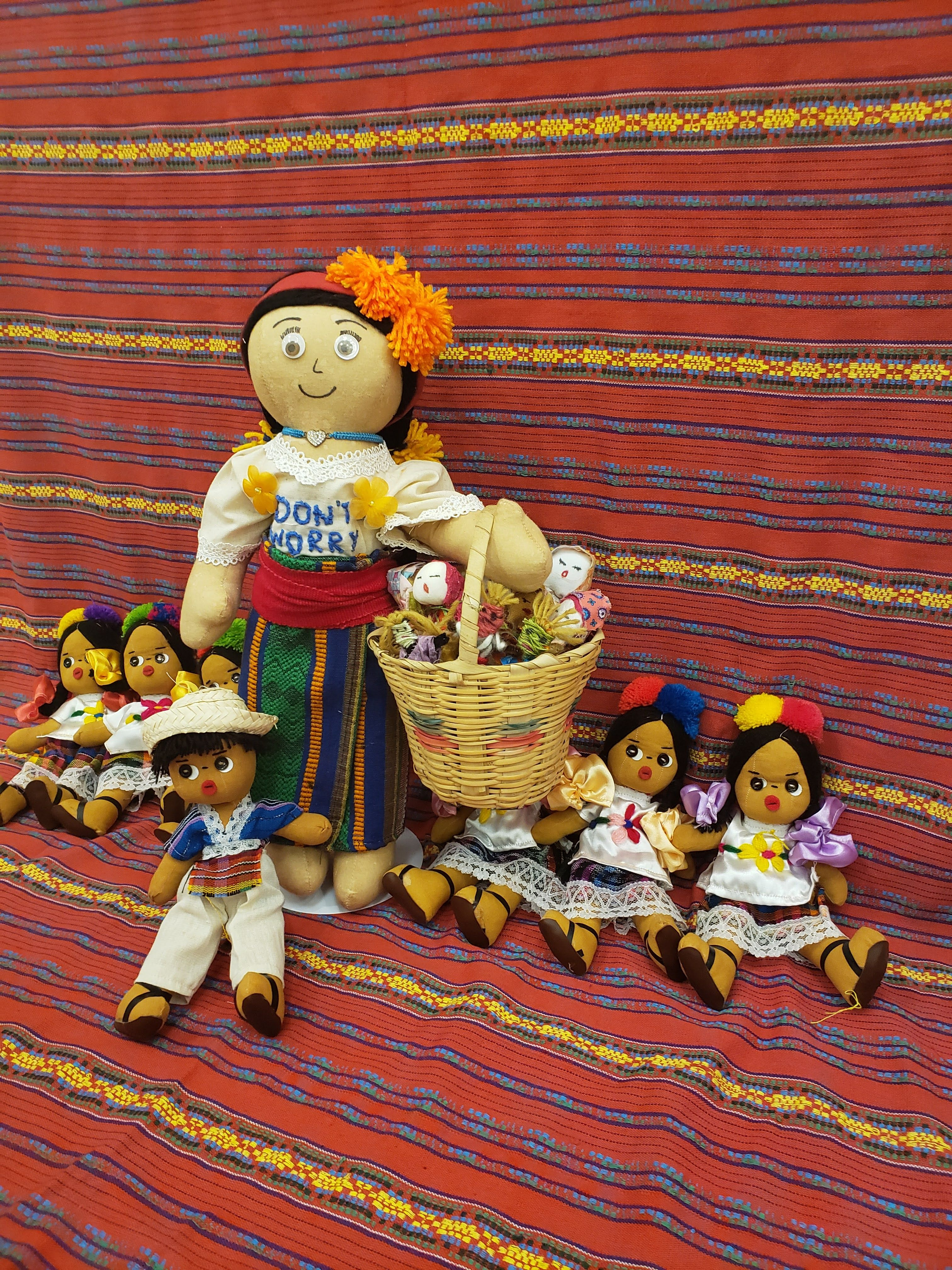 The Worry dolls come to Kingston