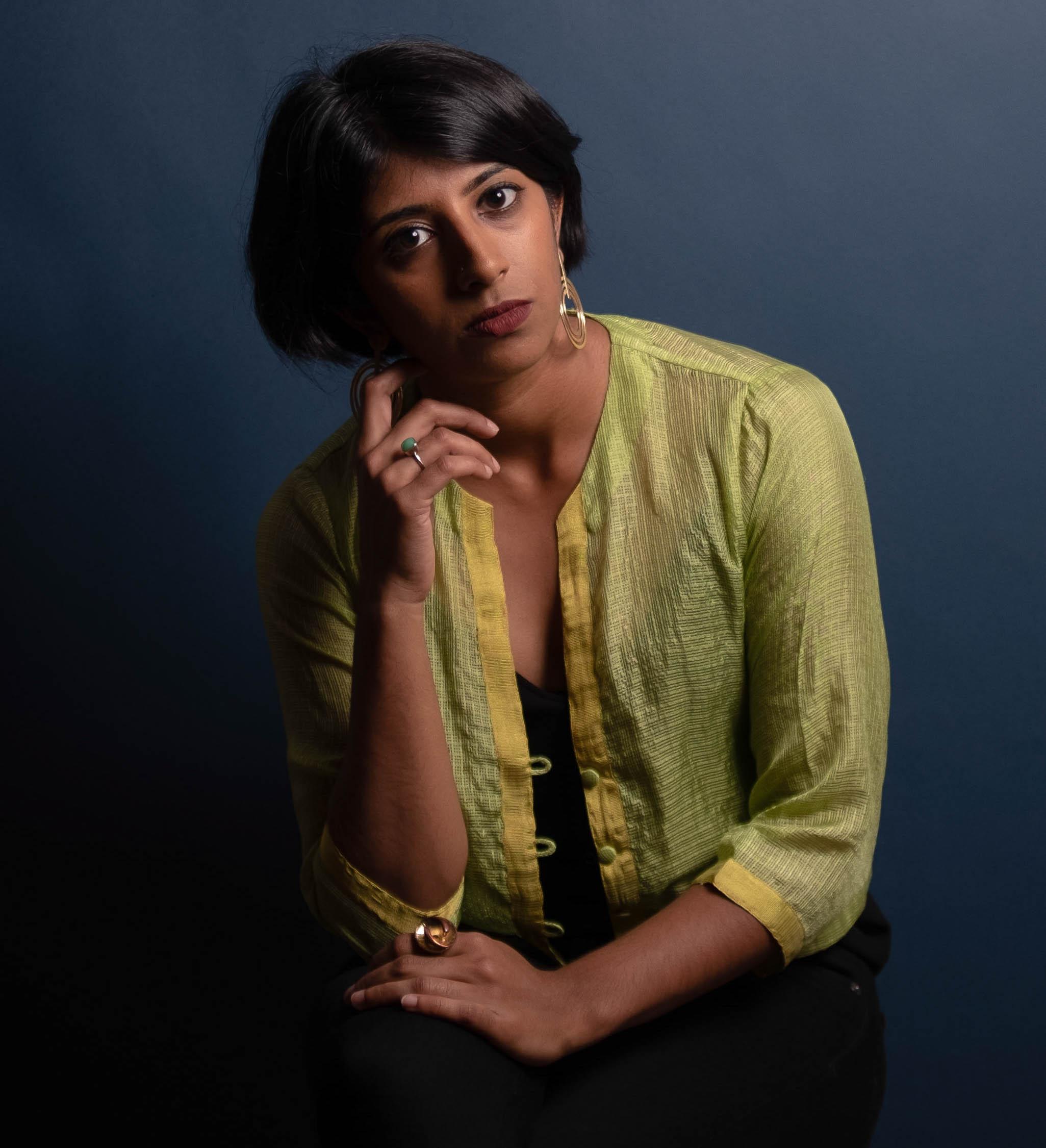 Sanjena Sathian
