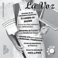 La Voz agosto 2010