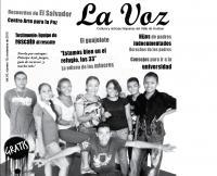 La Voz noviembre 2010