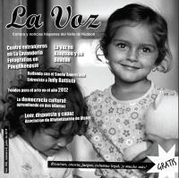 La Voz julio 2011