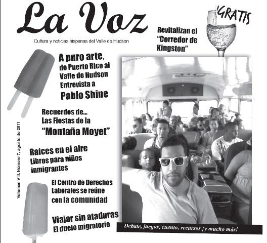 La Voz agosto 2011