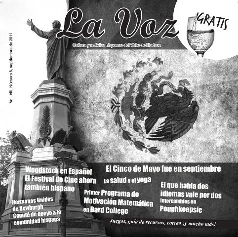 La Voz septiembre 2011