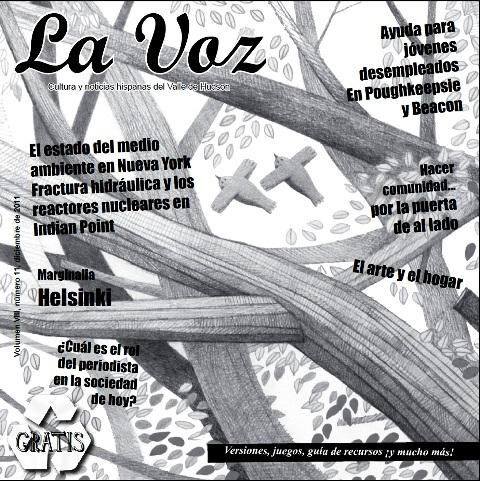 La Voz diciembre 2011