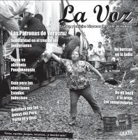 La Voz agosto 2012