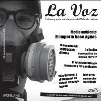 La Voz septiembre 2012