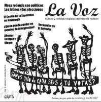 La Voz octubre 2012