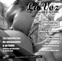 La Voz noviembre 2012