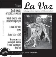 La Voz diciembre 2012