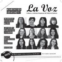 La Voz abril 2013