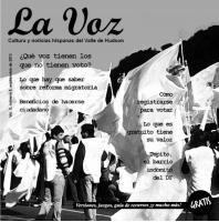 La Voz septiembre 2013