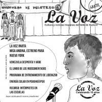 La Voz abril 2014