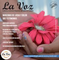 La Voz septiembre 2016