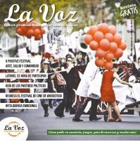 Imagen de la portada de La Voz de octubre 1016, fotografía de Andrew MacGregor