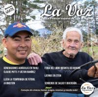 Imagen de la portada de La Voz Mayo 2018 Foto de Joseph Squillante