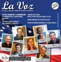 Imagen de la portada de La Voz Junio 2018
