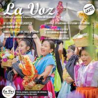 Imagen de la portada de La Voz de julio de 2018, foto de Miguel De La Cruz