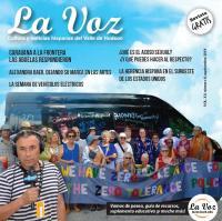 Imagen de la portada de La Voz de septiembre de 2018