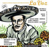 Imagen de la portada de La Voz de octubrede 2018