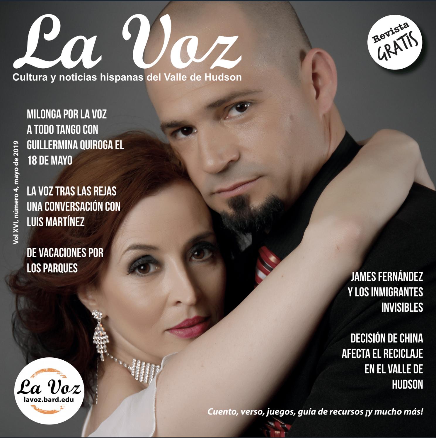 La Voz mayo 2019