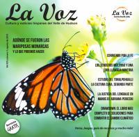 Imagen de portada de la versión impresa de la revista La Voz del mes de agosto2019