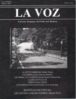 La Voz verano2004