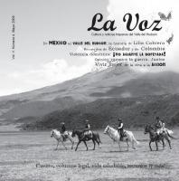 La Voz mayo 2008