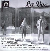 La Voz febrero 2008