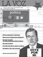 La Voz noviembre 2006