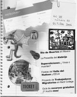 La Voz octubre 2006