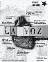 La Voz julio 2006