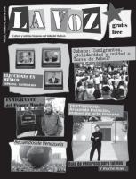 La Voz junio 2006
