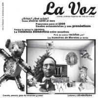 La Voz diciembre 2008