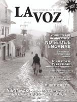 La Voz enero 2006